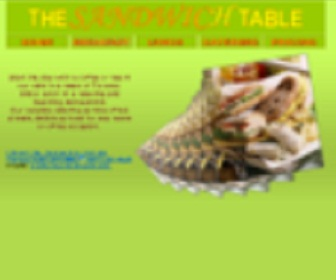 www.thesandwitchtable.com domain diactivated